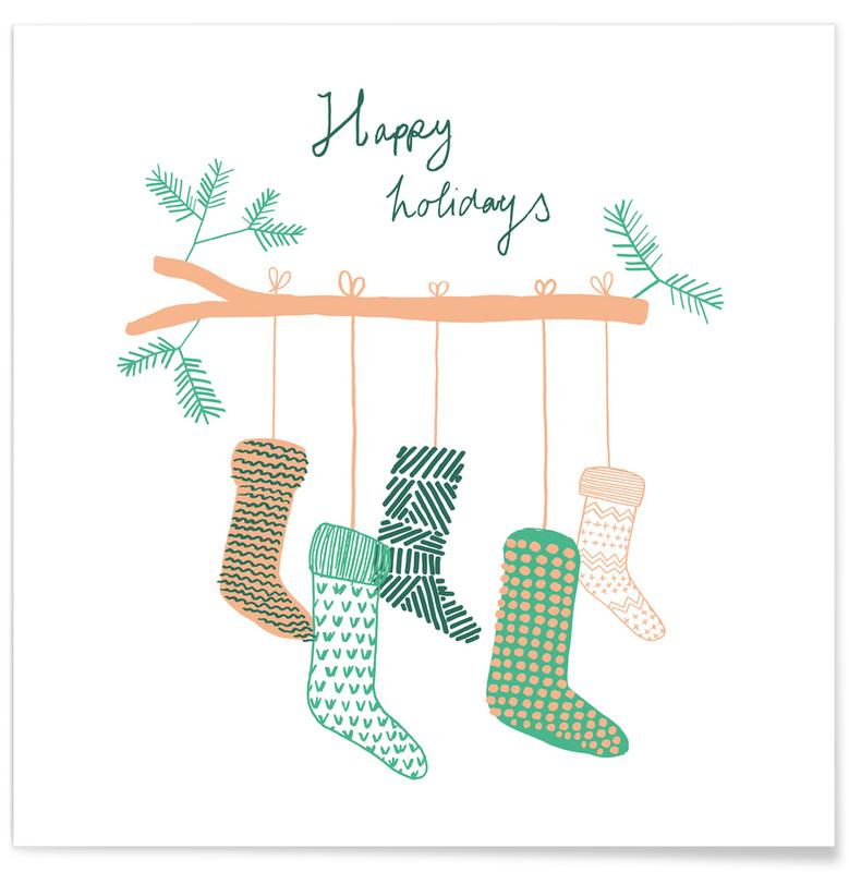 Noël, Xmas Happy Holidays 2 affiche