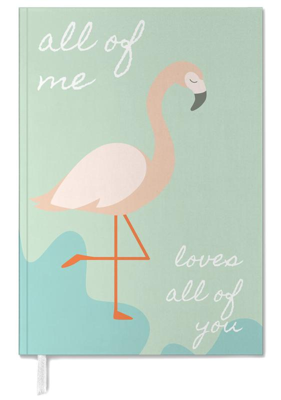 All Of Me - Flamingo Personal Planner