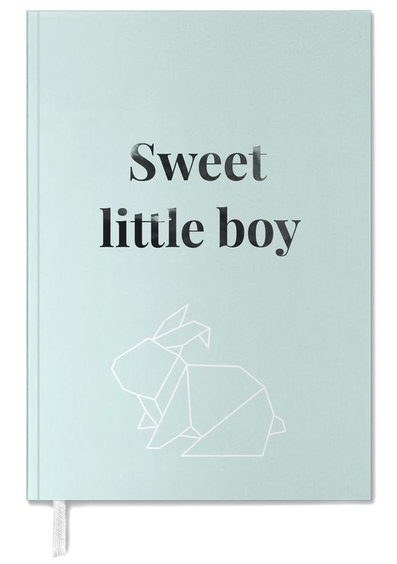 Geburt & Baby, Kinderzimmer & Kunst für Kinder, Sweet Little Boy -Terminplaner