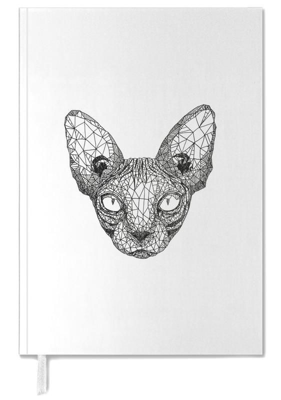 Sphynx Cat Personal Planner
