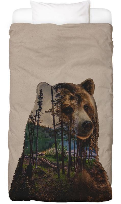 Bear Lake Kids' Bedding
