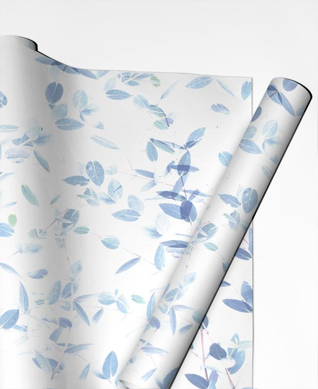 Leaves & Plants, Foglioline III Gift Wrap