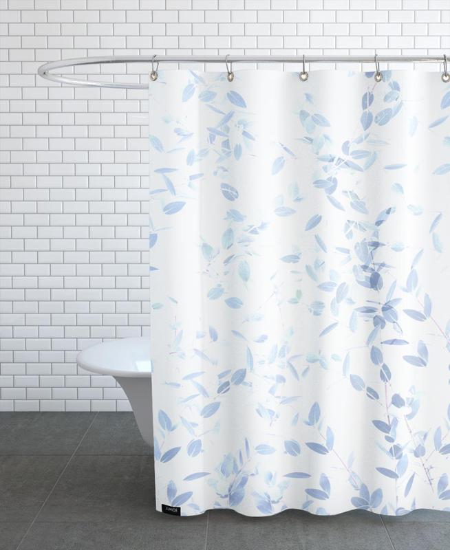 Foglioline III Shower Curtain