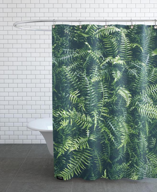 Leaves I -Duschvorhang