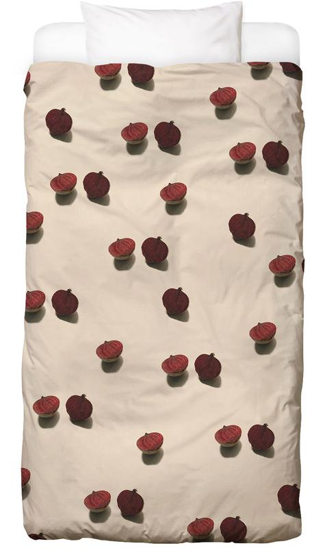 , Red Beetroots Bed Linen