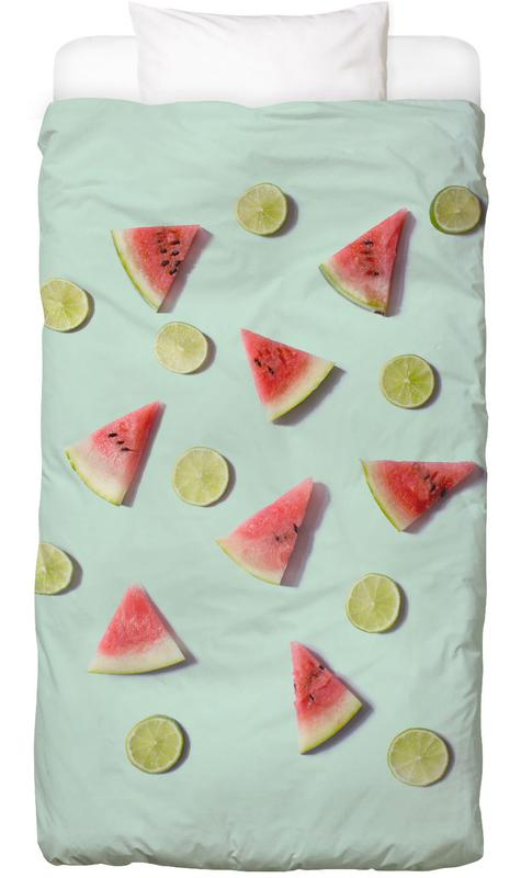 Citrons, Pastèques, Angurie II Linge de lit