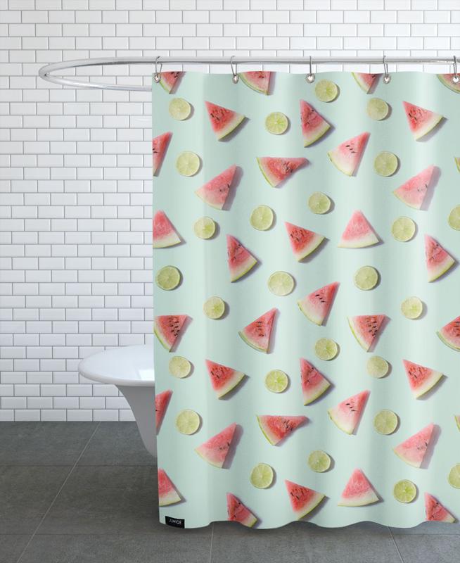 Angurie II Shower Curtain