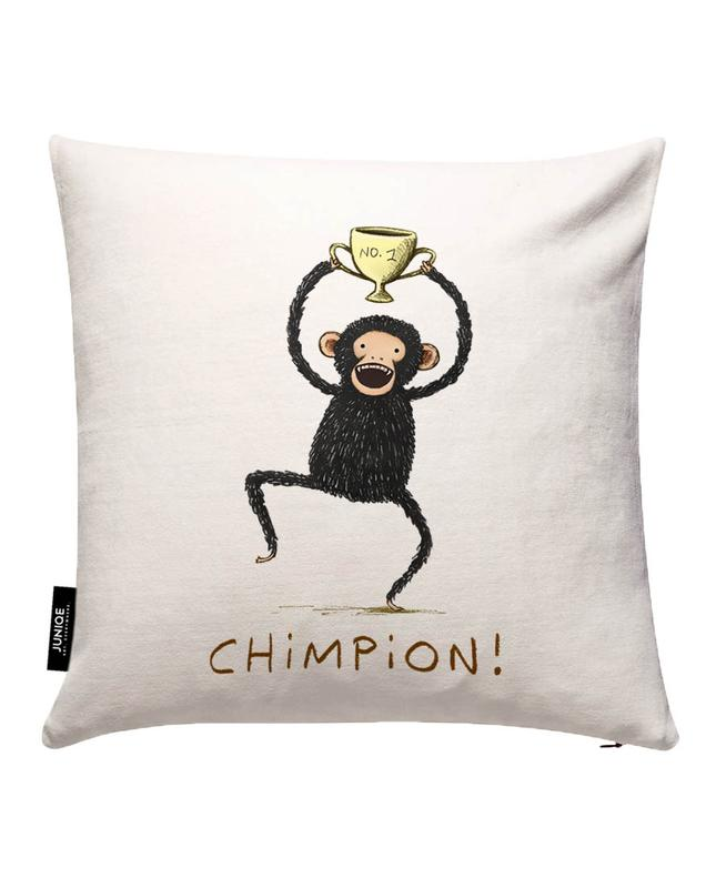 Chimpion Cushion Cover