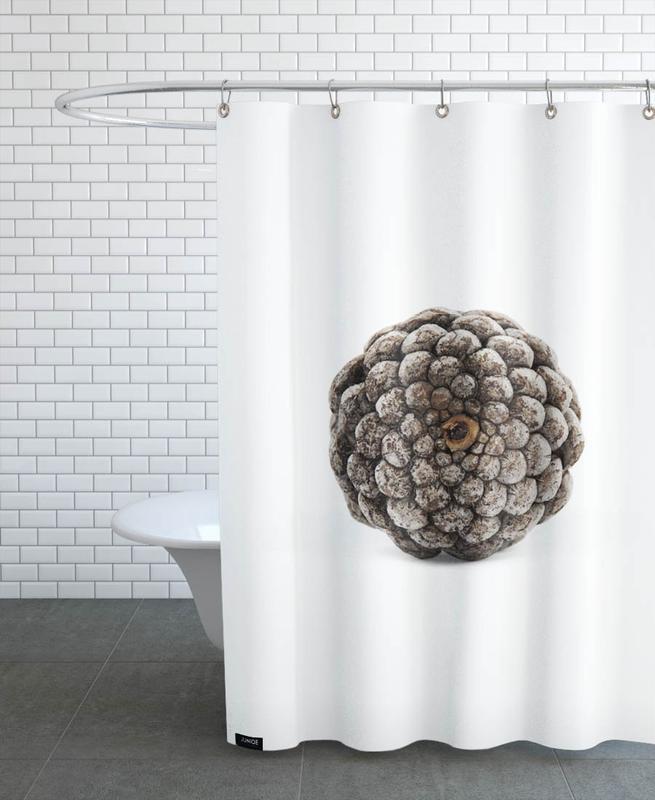 Weihnachten, Pinecone N2 -Duschvorhang