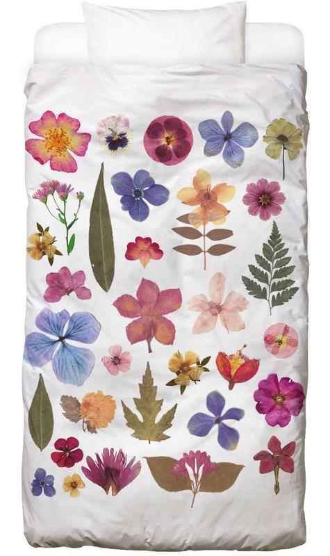 Pressed Flowers 01 Kids' Bedding