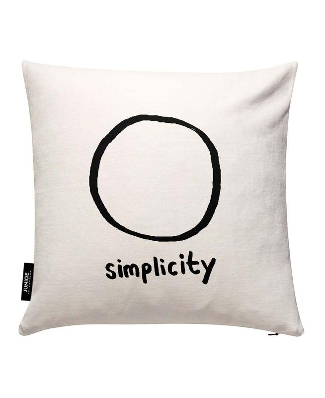 Simplicity Cushion Cover