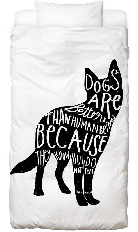 Dickinson's Dog Bed Linen