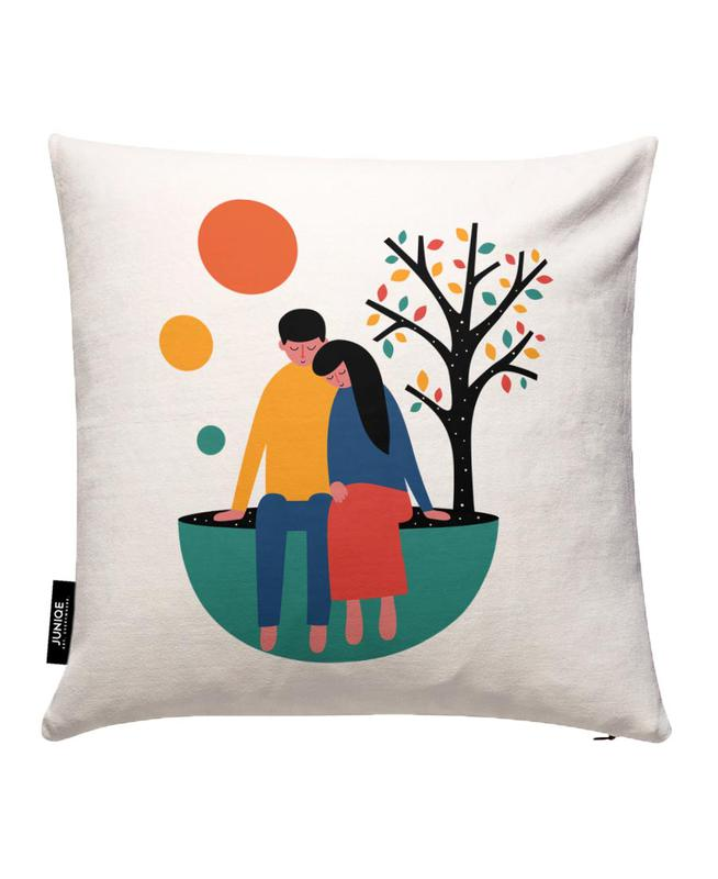 Always and Forever Housse de coussin