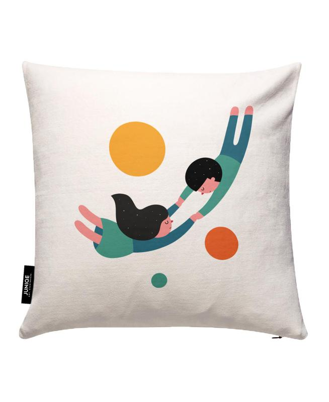Won't Let Go Cushion Cover