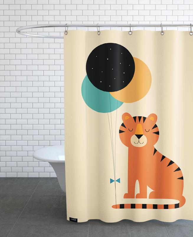 Time To Celebrate Shower Curtain