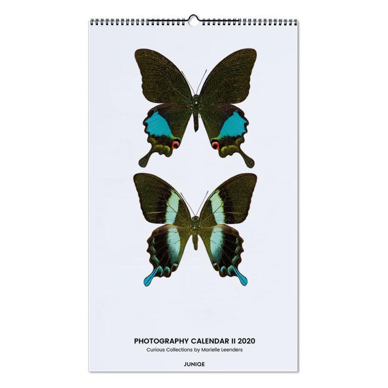 Photography Calendar II 2020 - Curious Collection by Marielle Leenders Wall Calendar