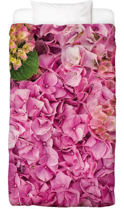Hortensia Pink Bettwäsche