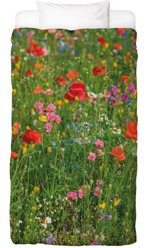 Wild Flowers Field 2 Kids' Bedding