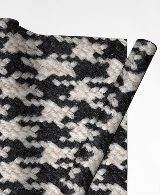 Muster, Houndstooth Pattern -Geschenkpapier
