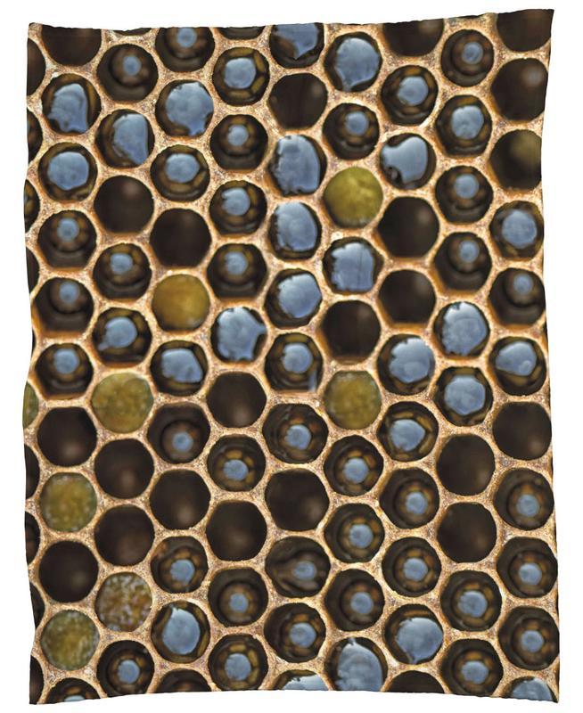 Bee Pattern plaid