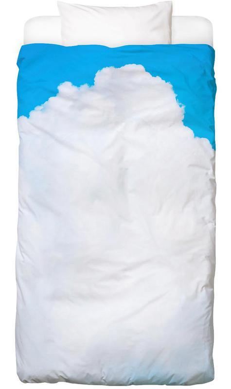 Blue Clouds III Bed Linen