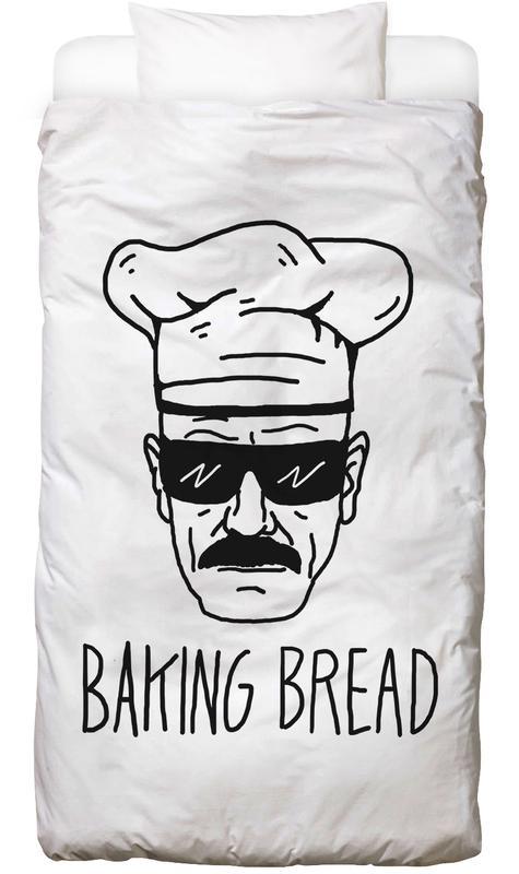 Bake Bread Bed Linen