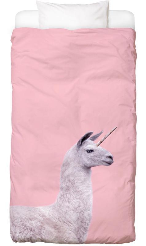 Llama Unicorn Kids' Bedding