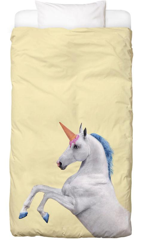 Ice Cream Unicorn housse de couette enfant