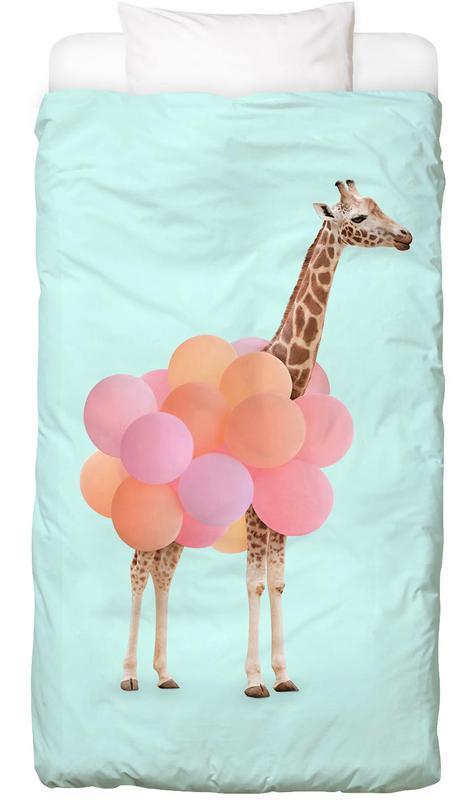 Geburtstage, Kinderzimmer & Kunst für Kinder, Giraffen, Party Giraffe Bettwäsche