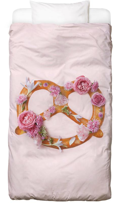 Floral Pretzel Bed Linen