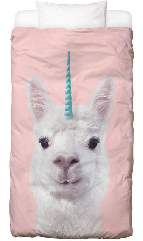 Alpaca Unicorn Kids' Bedding
