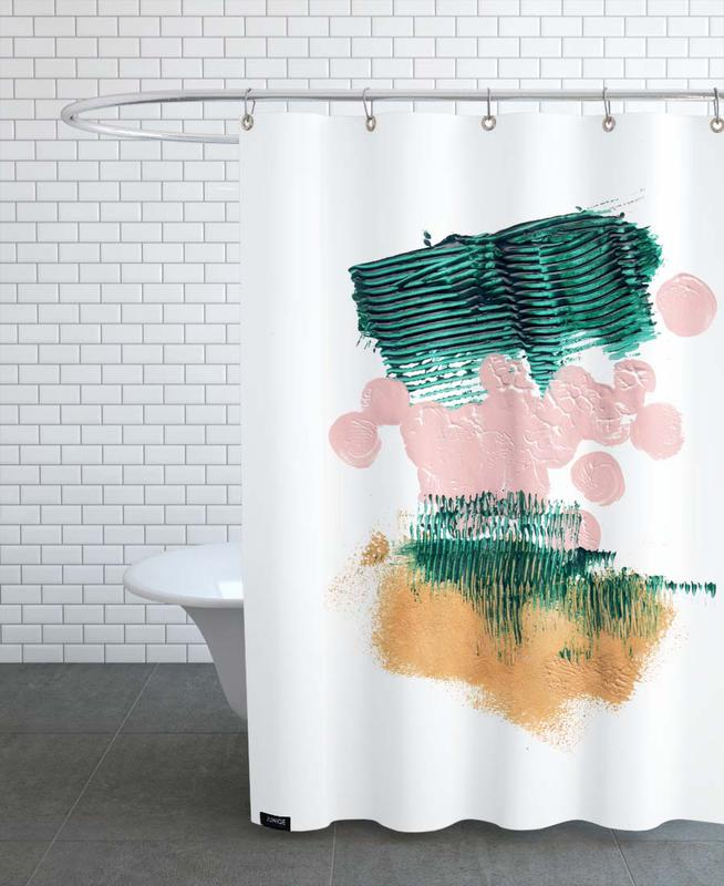 Painting II Shower Curtain