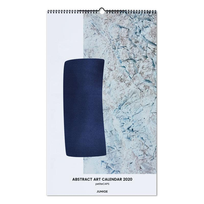 Abstract Art Calendar 2020 - petiteCAPS -Wandkalender
