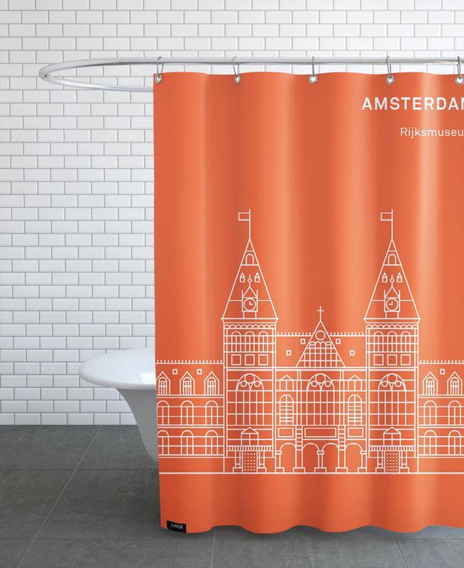 Amsterdam, Monuments et vues, Amsterdam rideau de douche