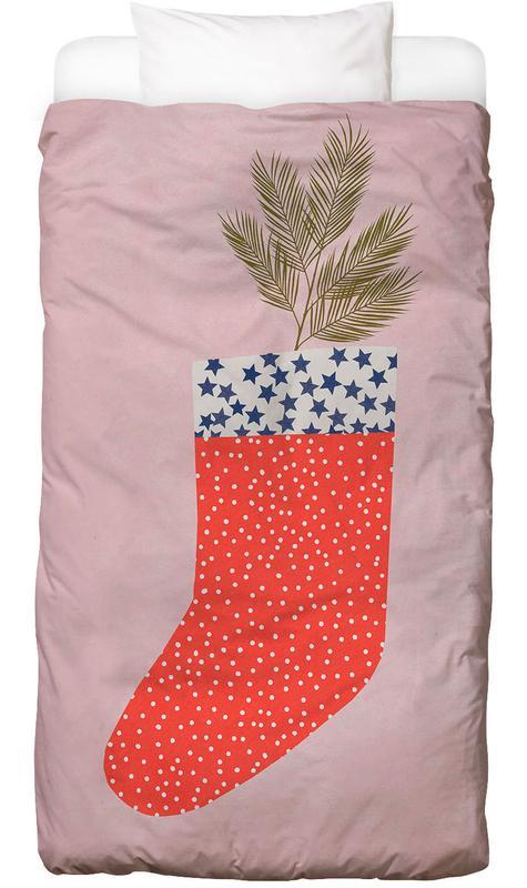 Christmas Sock -Kinderbettwäsche