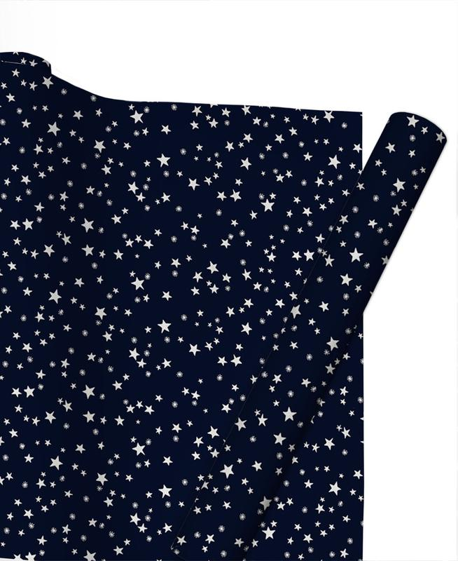 Star Night Gift Wrap