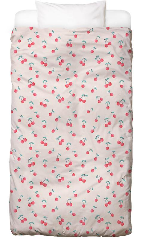 Cherries Kids' Bedding