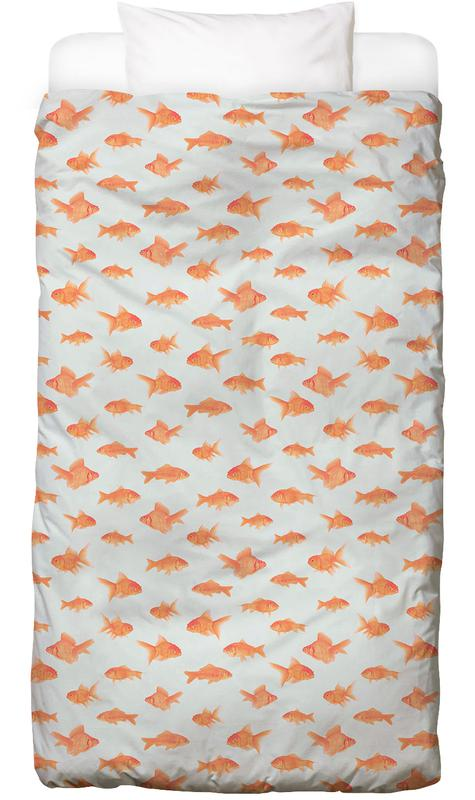 Goldfish Bed Linen