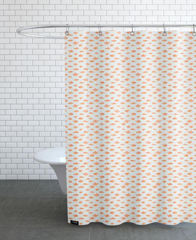 Goldfish -Duschvorhang