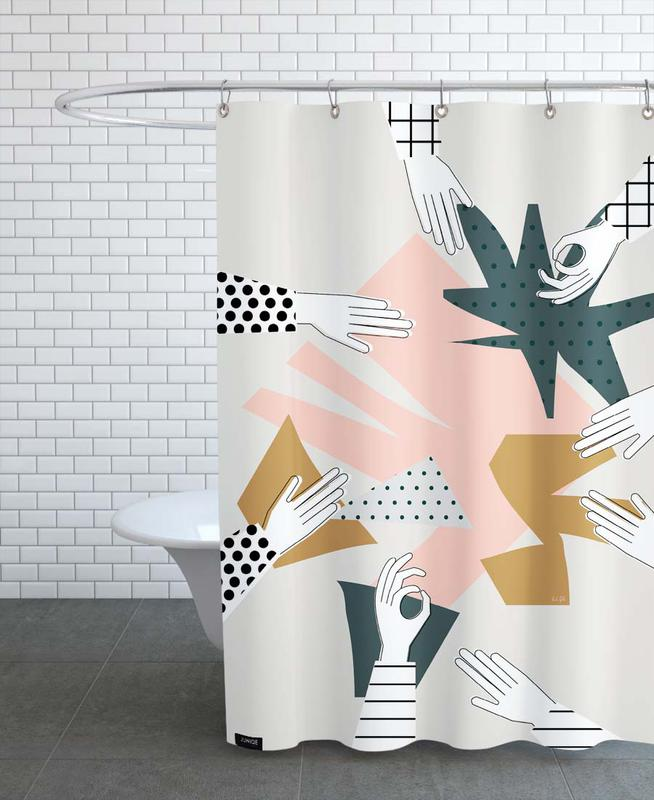 Party -Duschvorhang