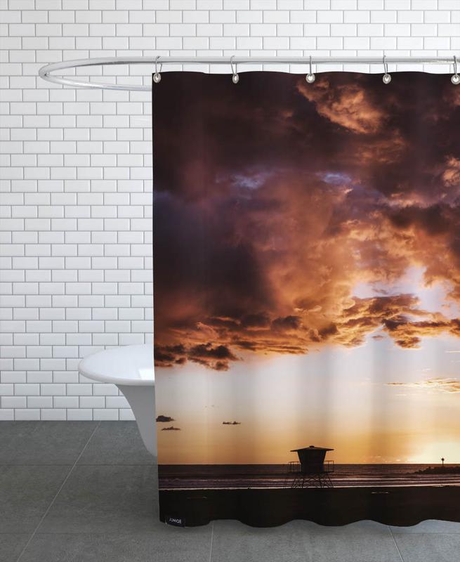 Pacific Sunset rideau de douche