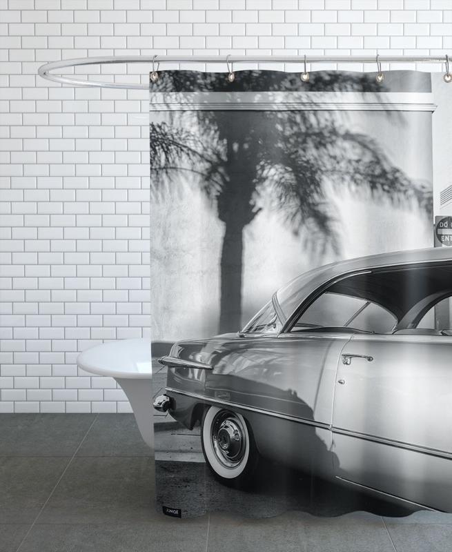 California Ford -Duschvorhang