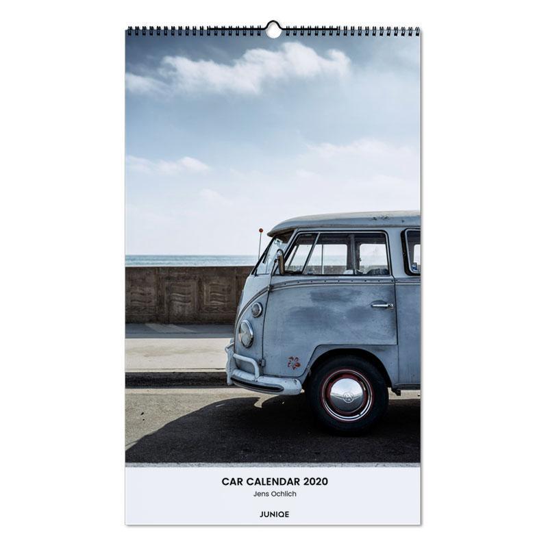 Car Calendar 2020 - Jens Ochlich Wall Calendar