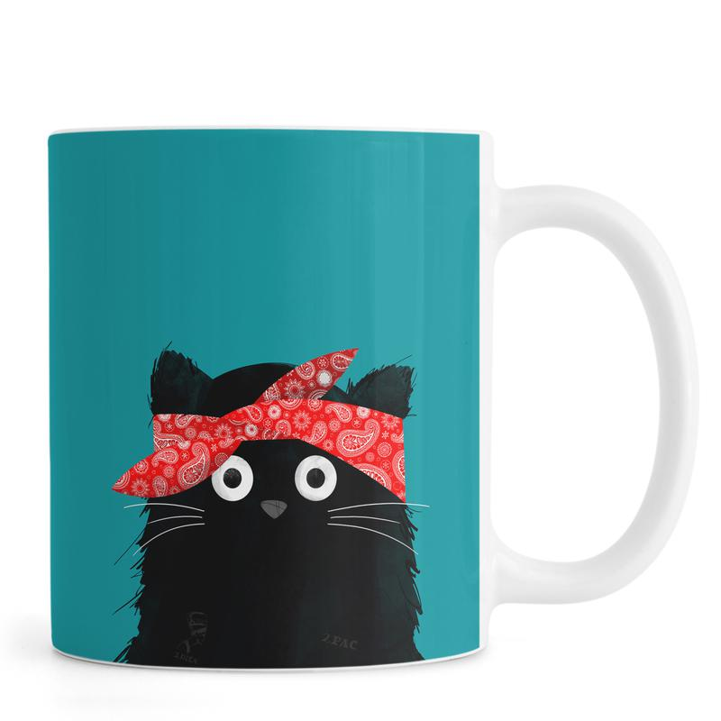 Cat - 2 Pac Mug