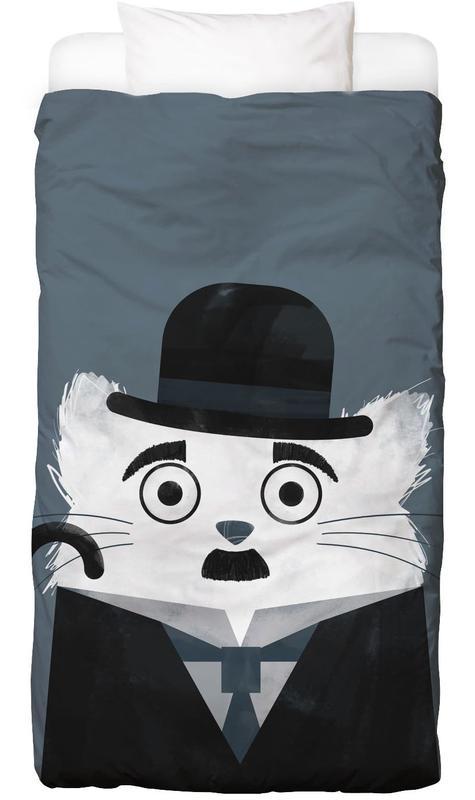 Chats, Cat - Chaplin Linge de lit