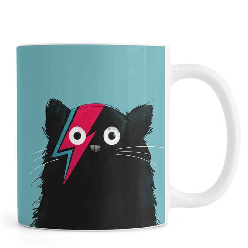 Cat - Hero 2 -Tasse