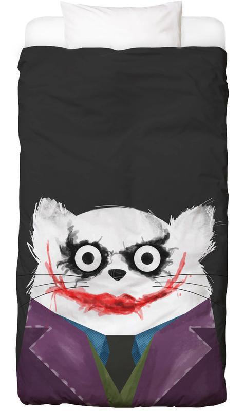 Cat - Joker Bed Linen