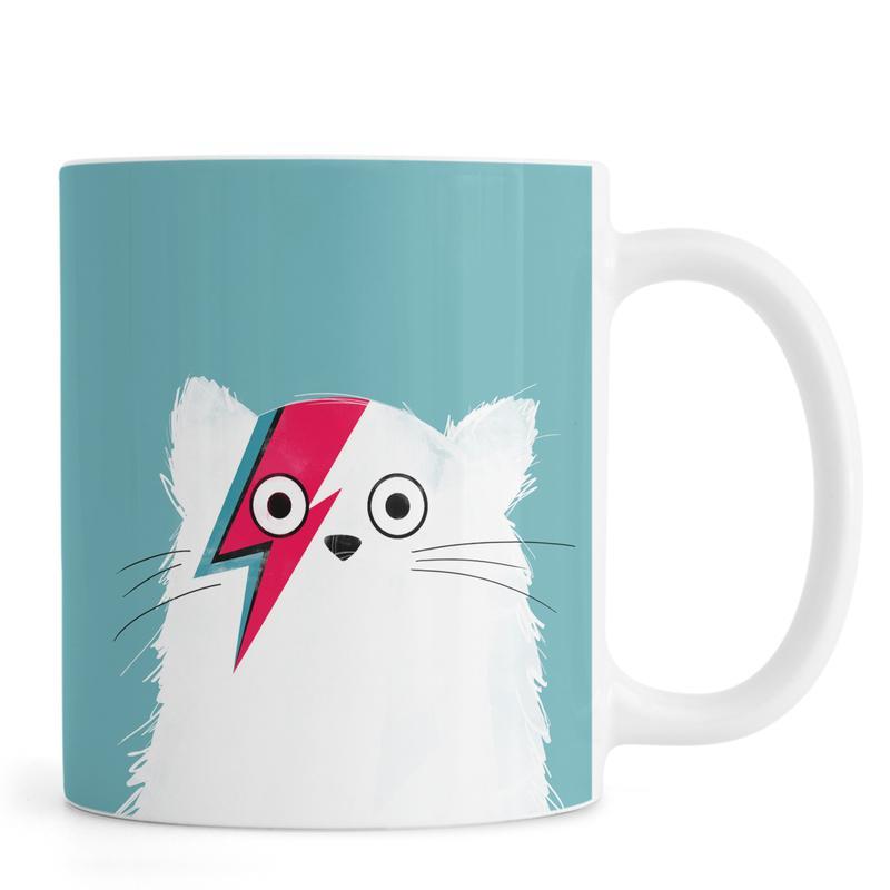 Cat - Hero 3 -Tasse