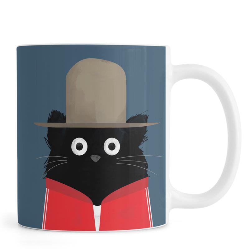 Chats, Cat - Pharrell mug