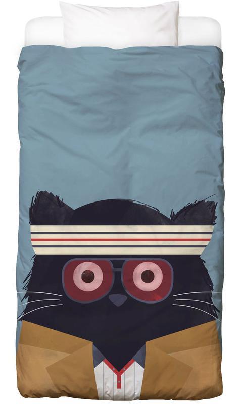 Chats, Films, Cat - Tenenbaum Linge de lit